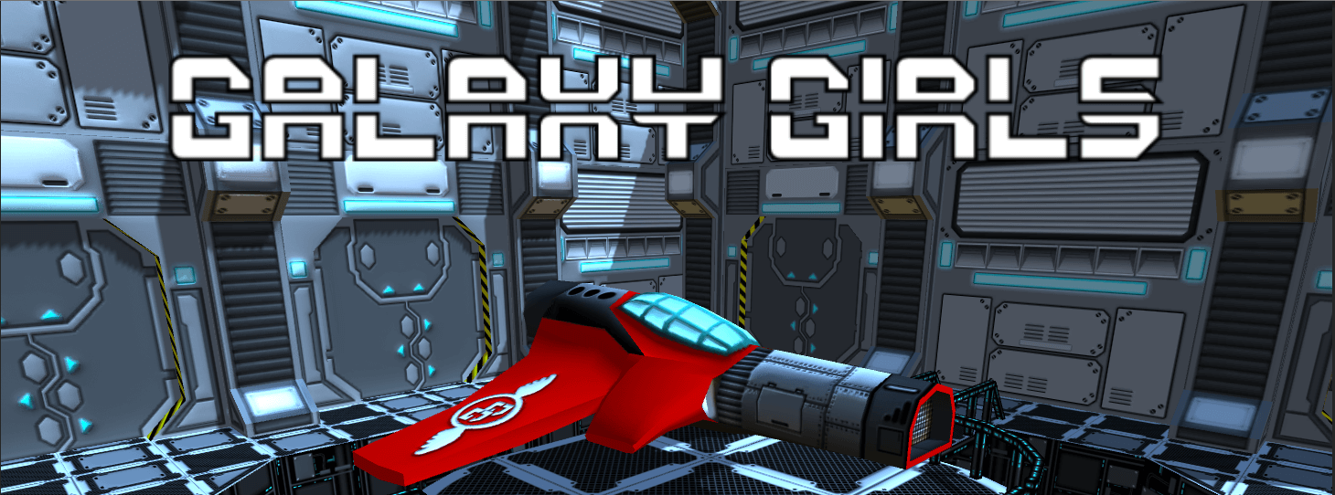 Galaxy Girls Main Screen