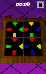 Tricky Puzzles - Easy Board