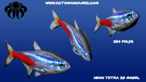 Neon Tetra OctoMan