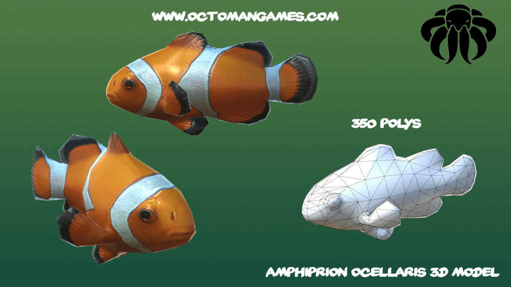 Clown Fish Promo OctoMan