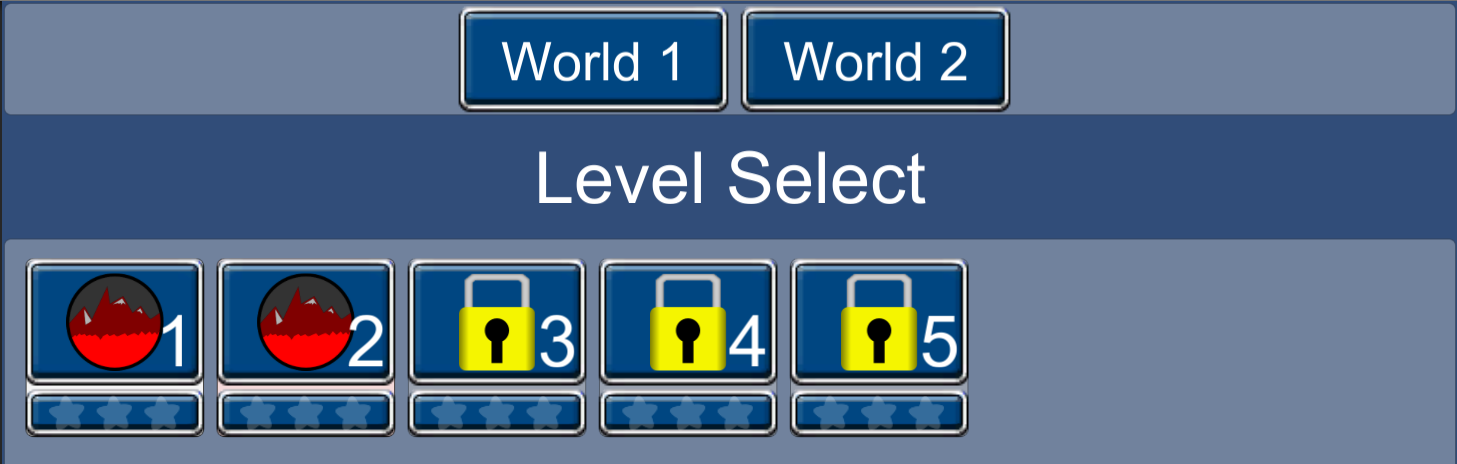 Level Manager Plus World2 OctoMan