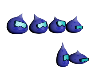 unity asset maron v1 blue octoman