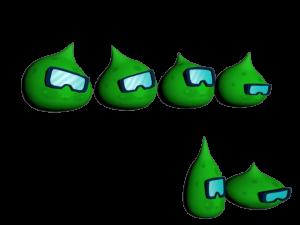 unity asset maron v1 green octoman