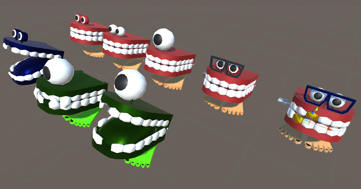 Chattering Teeth Screenshot