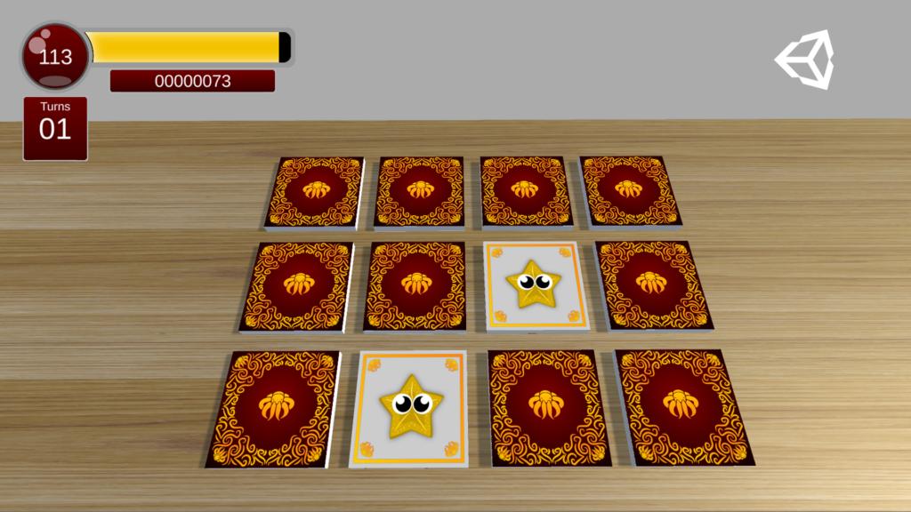 Memory 3D Unity Course OctoManGames