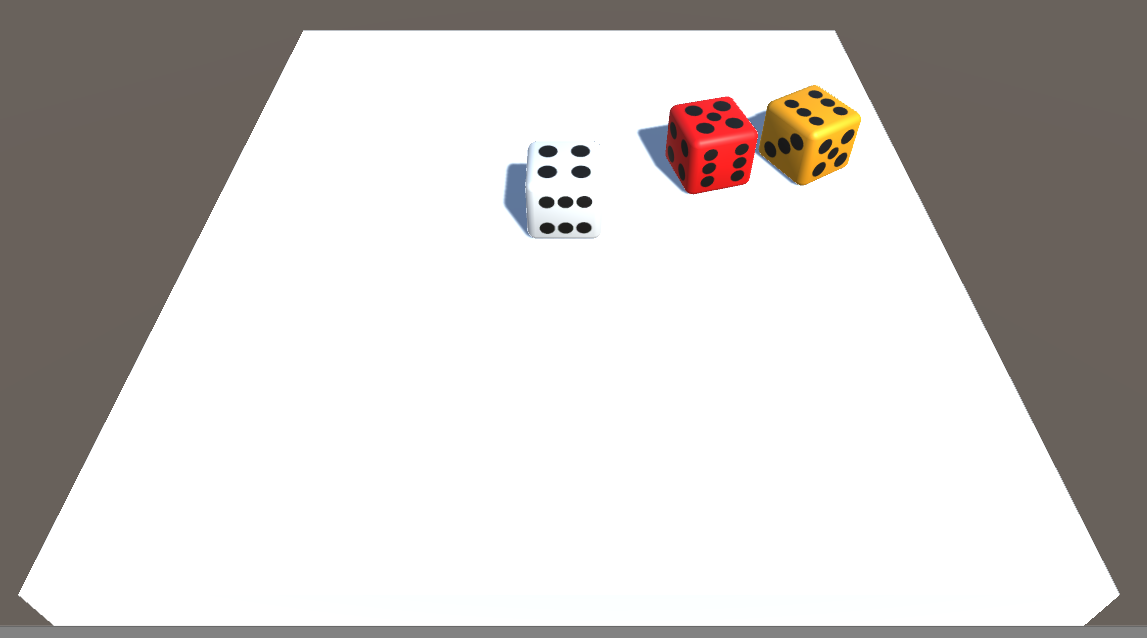 Physical Dice