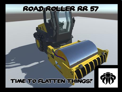 Road Roller RR 57