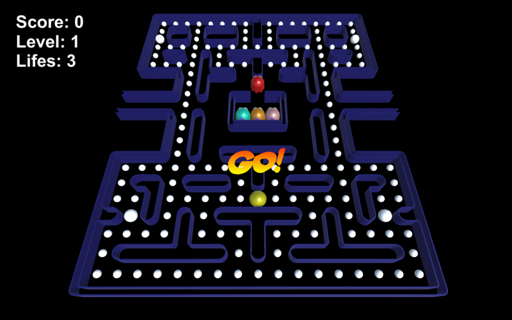 complete pacman pack