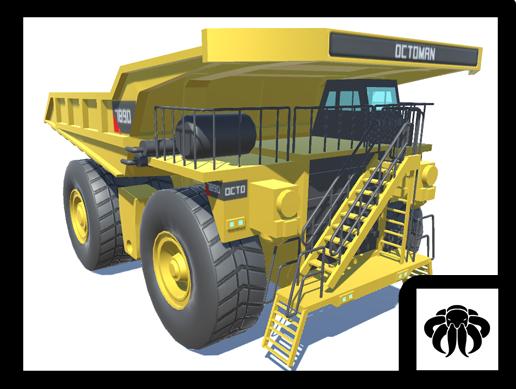 Mining Truck 789D