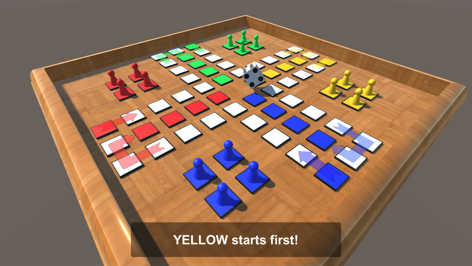 Complete Ludo 3D Pack