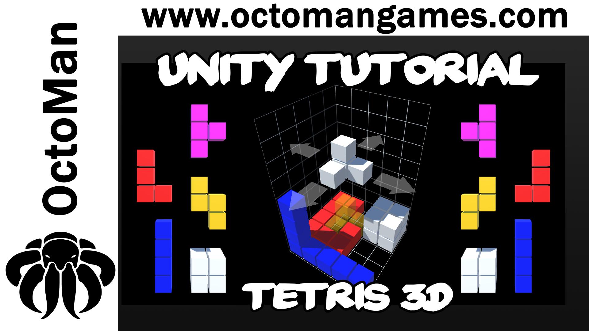 Complete Tetris 3D Pack