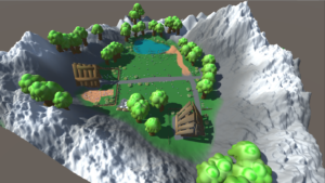 3D RPG Environment Pack Unity OctoManGames